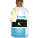 Bottle, Google icon