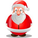 santa,claus,christmas icon