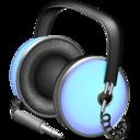 pearl,padding,headphone icon