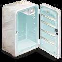 nuked, refrigerator icon