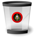 recycled,empty icon