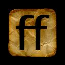 logo, square, friendfeed icon