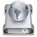 network,file,server icon