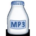 Fyle, Mp, Type icon