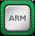 Arm, Cpu icon