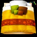 futon,bed icon