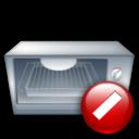 Cancel, Oven icon