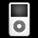 ipod,white icon