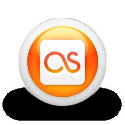 square, last fm, logo icon