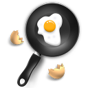 cemagraphics, mini, breakfast icon