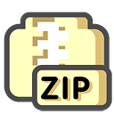zip,file,paper icon