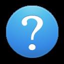 Button help icon