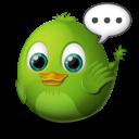 bird, alert icon