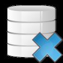 database delete icon