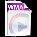 Audio WMA 2 icon