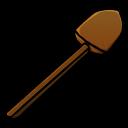 Wooden Shovel icon