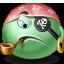 Emot, Pirate icon