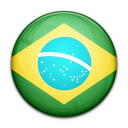 country, flag, brazil icon
