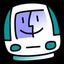 iMac Bondi icon
