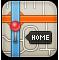 gps, attach, map, pin icon