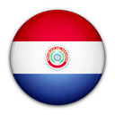 flag, paraguay, of icon