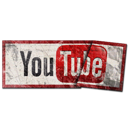 youtube, videos, social icon