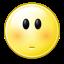 gnome, embarrassed, 64, face icon