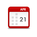 date, calendar, schedule icon