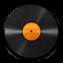 Vinyl Orange 512 icon