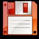 disk, unmount, save, floppy, disc icon