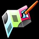 Brochure, Design icon