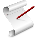 editor, script icon