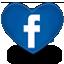 sn, social, social network, facebook icon