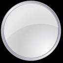 circle,grey,round icon