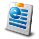 paper, document, internet, file icon