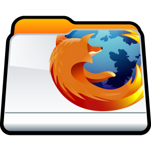 browser, firefox, folder, mozilla icon