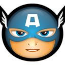 captain, america icon