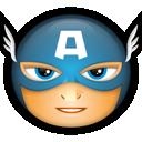 captain, america icon