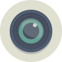camera, photography, lens icon
