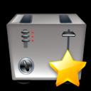 Fav, Toaster icon