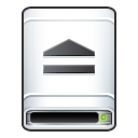 media removable drive icon