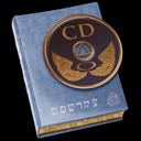 catalog CD icon