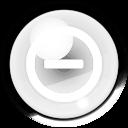 bubble,stop,cancel icon