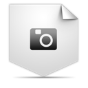 pictures, clipping icon