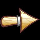 next, sail icon
