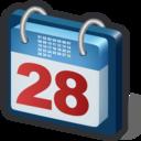 calendar, date icon