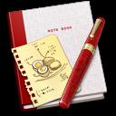 Book, Note, Recipe icon