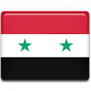 syria, flag, country icon