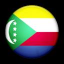 flag,comoros,country icon