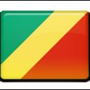 Congo Flag icon